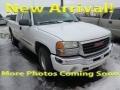 GMC Sierra 1500 SLE Extended Cab 4x4 Summit White photo #1