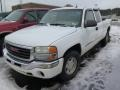 GMC Sierra 1500 SLE Extended Cab 4x4 Summit White photo #4