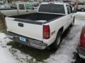 GMC Sierra 1500 SLE Extended Cab 4x4 Summit White photo #8