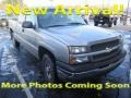 Chevrolet Silverado 1500 LS Extended Cab 4x4 Dark Gray Metallic photo #1