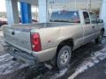 Chevrolet Silverado 1500 LS Extended Cab 4x4 Dark Gray Metallic photo #7