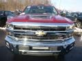 Chevrolet Silverado 2500HD LTZ Crew Cab 4x4 Cajun Red Tintcoat photo #7