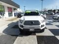 Toyota Tacoma TRD Off Road Double Cab 4x4 Super White photo #2