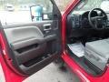 Chevrolet Silverado 3500HD Work Truck Crew Cab Dual Rear Wheel 4x4 Red Hot photo #13