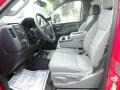 Chevrolet Silverado 3500HD Work Truck Crew Cab Dual Rear Wheel 4x4 Red Hot photo #16