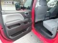 Chevrolet Silverado 3500HD Work Truck Crew Cab Dual Rear Wheel 4x4 Red Hot photo #38