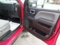 Chevrolet Silverado 3500HD Work Truck Crew Cab Dual Rear Wheel 4x4 Red Hot photo #46