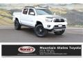 Toyota Tacoma V6 Double Cab 4x4 Super White photo #1