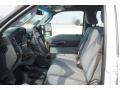Ford F250 Super Duty XL Crew Cab 4x4 Oxford White photo #12