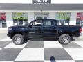Toyota Tacoma SR5 Double Cab 4x4 Black photo #1