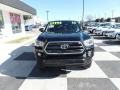 Toyota Tacoma SR5 Double Cab 4x4 Black photo #2
