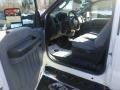 Ford F250 Super Duty XL Regular Cab 4x4 Oxford White photo #12