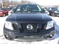 Nissan Frontier SV Crew Cab 4x4 Magnetic Black photo #9