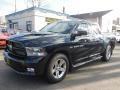 Dodge Ram 1500 Sport Crew Cab 4x4 Black photo #1