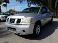 Nissan Titan LE King Cab Radiant Silver photo #7