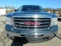 GMC Sierra 1500 SLE Extended Cab 4x4 Stealth Gray Metallic photo #2