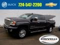GMC Sierra 2500HD Denali Crew Cab 4x4 Iridium Metallic photo #1