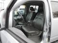 Nissan Frontier Pro-4X Crew Cab 4x4 Brilliant Silver photo #16
