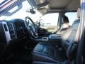 GMC Sierra 2500HD Denali Crew Cab 4x4 Iridium Metallic photo #12