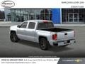 Chevrolet Silverado 1500 LTZ Crew Cab 4x4 Silver Ice Metallic photo #3