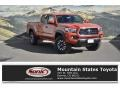 Toyota Tacoma TRD Off Road Double Cab 4x4 Inferno photo #1