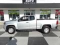 Chevrolet Colorado WT Extended Cab Silver Ice Metallic photo #1
