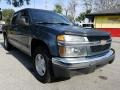 Chevrolet Colorado LT Crew Cab Blue Granite Metallic photo #1