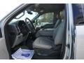 Ford F250 Super Duty XLT Crew Cab 4x4 Ingot Silver photo #5