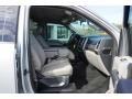 Ford F250 Super Duty XLT Crew Cab 4x4 Ingot Silver photo #21