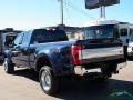 Ford F450 Super Duty King Ranch Crew Cab 4x4 Blue Jeans photo #3