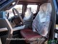Ford F450 Super Duty King Ranch Crew Cab 4x4 Blue Jeans photo #10