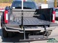 Ford F450 Super Duty King Ranch Crew Cab 4x4 Blue Jeans photo #14