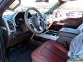 Ford F450 Super Duty King Ranch Crew Cab 4x4 Blue Jeans photo #33