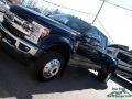Ford F450 Super Duty King Ranch Crew Cab 4x4 Blue Jeans photo #35