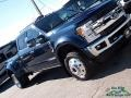 Ford F450 Super Duty King Ranch Crew Cab 4x4 Blue Jeans photo #36