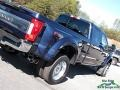 Ford F450 Super Duty King Ranch Crew Cab 4x4 Blue Jeans photo #37