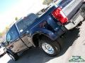 Ford F450 Super Duty King Ranch Crew Cab 4x4 Blue Jeans photo #38