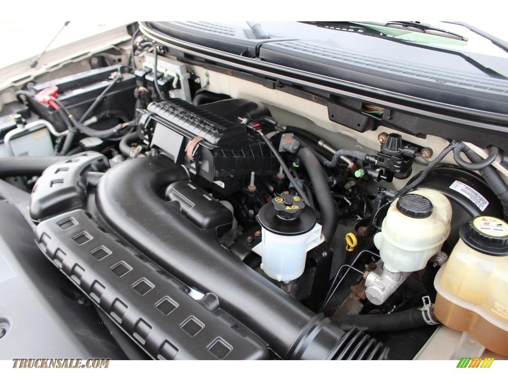 2005 F150 XLT SuperCrew - Arizona Beige Metallic / Tan photo #27