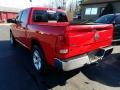 Dodge Ram 1500 SLT Crew Cab 4x4 Flame Red photo #3