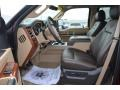 Ford F250 Super Duty King Ranch Crew Cab 4x4 Bronze Fire photo #10