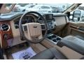Ford F250 Super Duty King Ranch Crew Cab 4x4 Bronze Fire photo #12