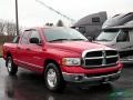 Dodge Ram 2500 SLT Quad Cab Deep Molten Red Pearl photo #6