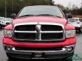 Dodge Ram 2500 SLT Quad Cab Deep Molten Red Pearl photo #7
