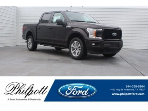 Magma Red 2018 Ford F150 XL SuperCrew 4x4