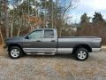 Dodge Ram 1500 SLT Quad Cab 4x4 Graphite Metallic photo #2