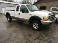 Ford F250 Super Duty Lariat SuperCab 4x4 Oxford White photo #1