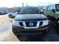 Nissan Frontier SV Crew Cab 4x4 Magnetic Black photo #2