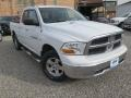 Dodge Ram 1500 SLT Quad Cab 4x4 Bright White photo #3