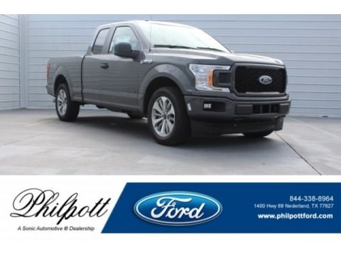 Lead Foot 2018 Ford F150 XL SuperCab