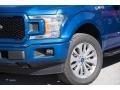 Ford F150 STX SuperCrew 4x4 Lightning Blue photo #2